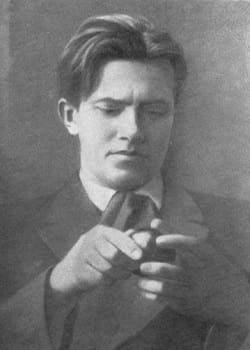 Συζητώντας με το Βλάντιμιρ Μαγιακόφσκι