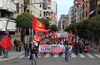 Συνέντευξη του ΓΓ της ΚΕ του ΚΚ των Λαών της Ισπανίας