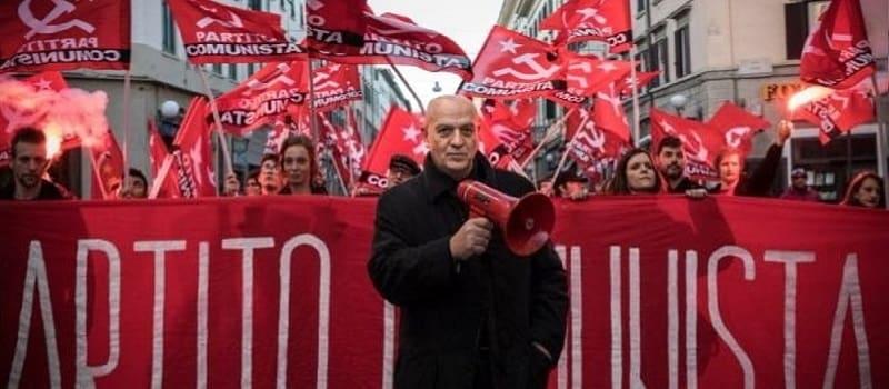 Συνέντευξη του Μάρκο Ρίτσο - Γραμματέα του ΚΚ Ιταλίας