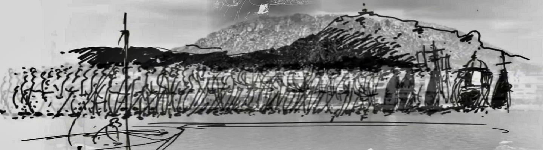 Τάκης Βαρελάς: «Περιφορά του Επιταφίου στη Σαλαμίνα» (Video Art)
