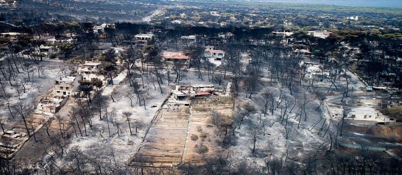Τα πεπραγμένα των συριζαίων σε δάση - παραλίες κι αυθαίρετα