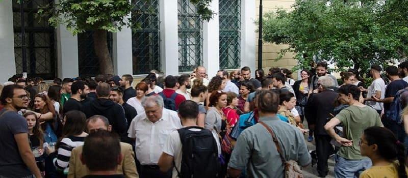 Την Τετάρτη η δίκη των νεολαίων για το άγαλμα του Τρούμαν