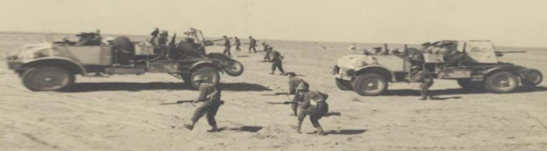 Τι έκαναν οι «δικοί σου» στο Ελ Αλαμέϊν, Φασιστάκο;
