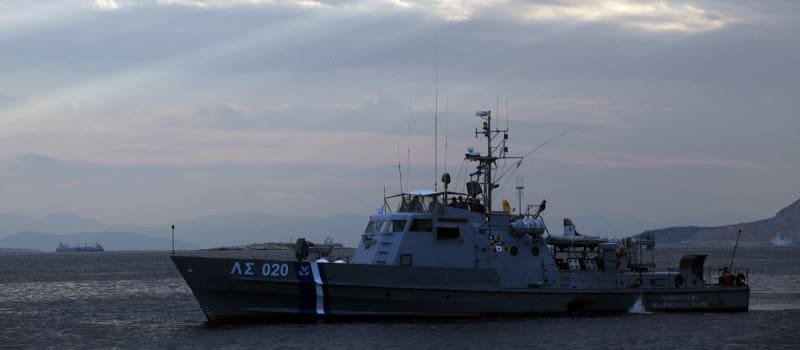 Τουρκική ακταιωρός εμβολίζει σκάφος του λιμενικού στην Κω