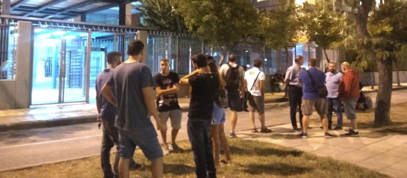Το έκαναν κι αυτό: Σύλληψη τεσσάρων μελών του ΚΚΕ στη Λάρισα