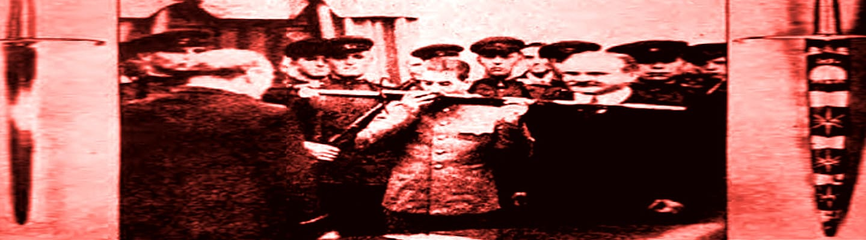 Το ξίφος του Στάλινγκραντ και οι λαγοί