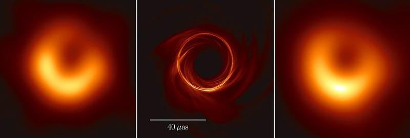 Το πρώτο πορτραίτο μιας μαύρης τρύπας