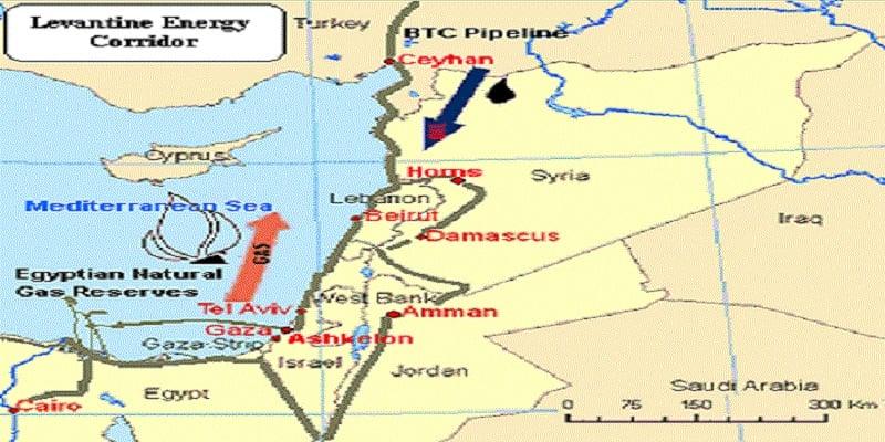 Το φυσικό αέριο της Γάζας κι η εισβολή του Ισραήλ