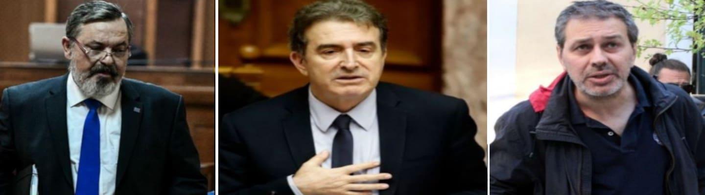 Υπουργέ μου σε «γλεντάει» ο Χίος και ο Παππάς