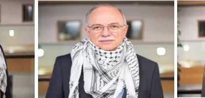 Φέτος στις Απόκριες οι Συριζαίοι Ευρωβουλευτές φορούν Παλαιστινιακές μαντίλες