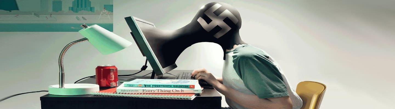 Φασιστικές δυνάμεις κρούσης στο διαδίκτυο