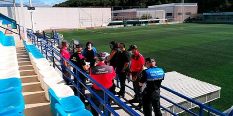 Φιλικός αγώνας ηλιθιότητας: Φορείς κορωνοϊού εναντίων υγιών στην Ισπανία