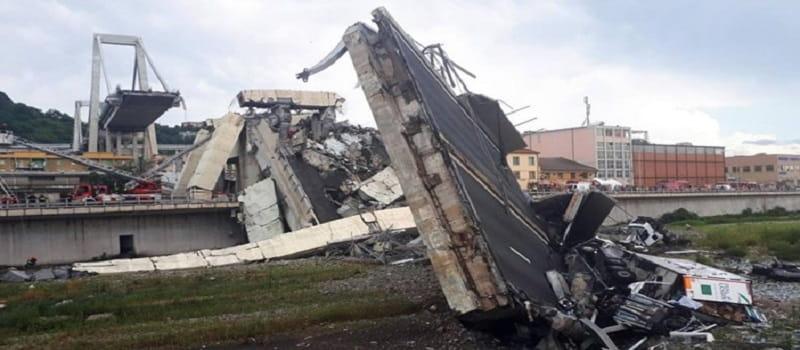 10 γέφυρες κατέρρευσαν στην Ιταλία τα τελευταία 5 χρόνια