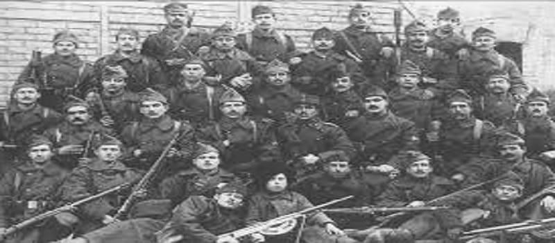 100 χρόνια απ' την ελληνική επέμβαση στην Ουκρανία - Μέρος Α'