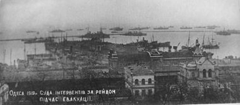 100 χρόνια απ' την ελληνική επέμβαση στην Ουκρανία - Μέρος Β'