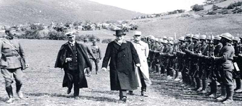 100 χρόνια από την ελληνική επέμβαση στην Ουκρανία!