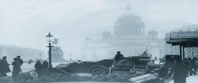 100 χρόνια πριν «ο πάγος έσπασε, ο δρόμος χαράχτηκε...»