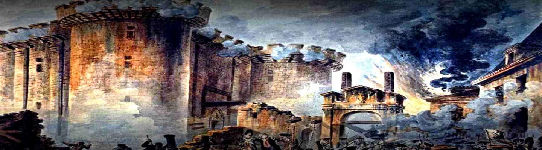 230 χρόνια από τη Γαλλική Επανάσταση - Η πτώση της Βαστίλης