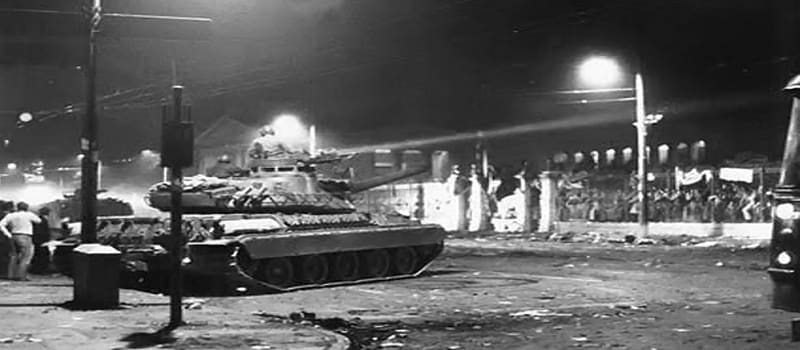 45 χρόνια από την εξέγερση του Πολυτεχνείου