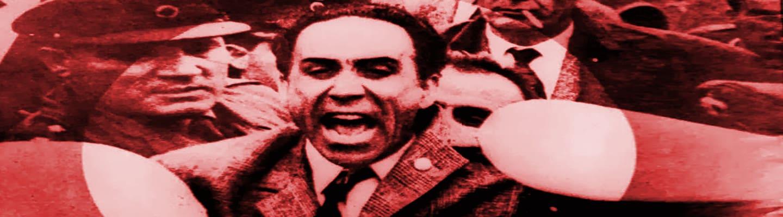 57 χρόνια από τη δολοφονία του Γρηγόρη Λαμπράκη