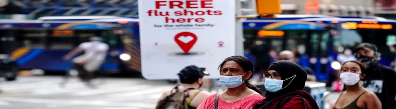 Covid-19: Το εμβόλιο της γρίπης πιθανόν μειώνει το ενδεχόμενο μόλυνσης