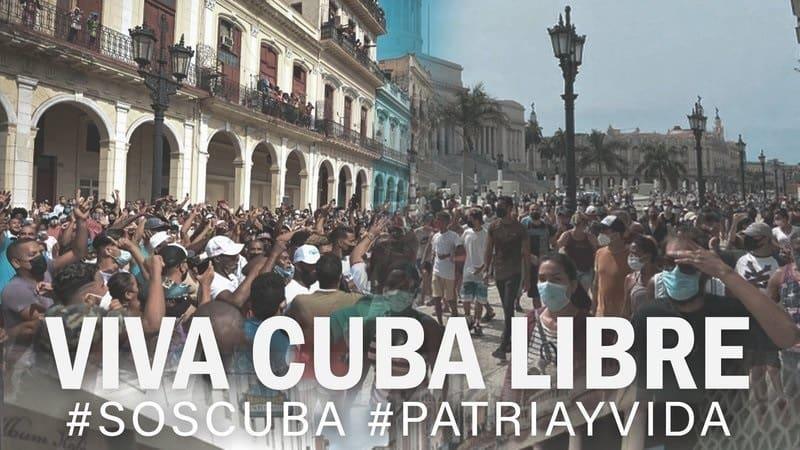 #SOSCuba: Το «αυθόρμητο» ξέσπασμα των ...bots