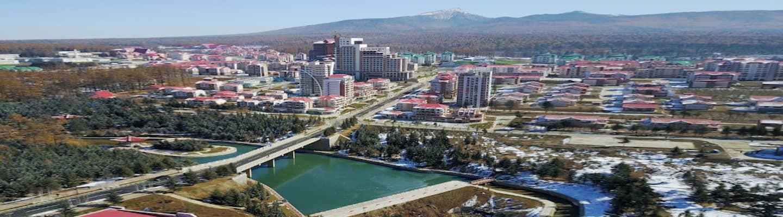 Samjiyon – Ένα αρχιτεκτονικό «θαύμα» εγκαινιάστηκε στη ΛΔ της Κορέας (εικ)