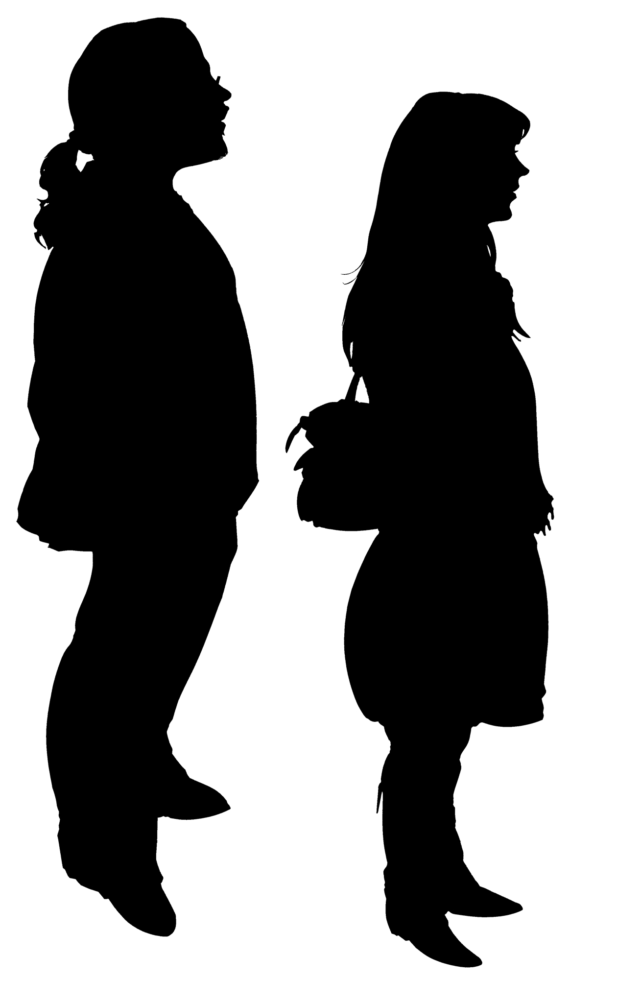 classic cameos silhouettes and