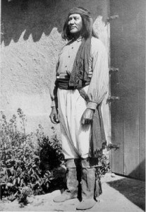 A Hahamogna man.