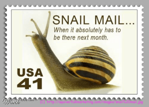 Snail Mail Migration