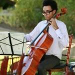Musician at Regans Wedding