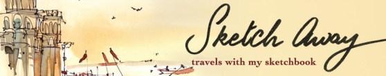Logo for Suhita Watercolour website