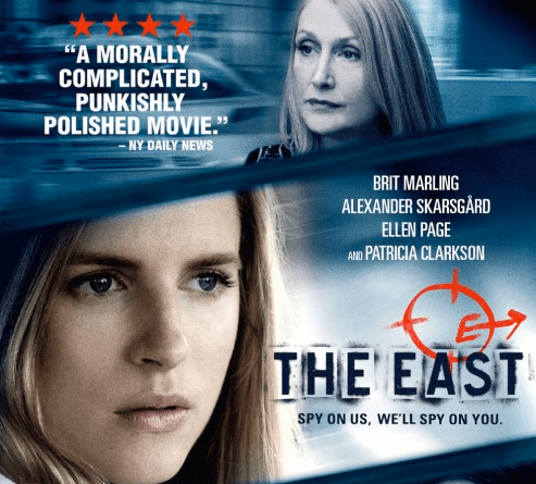 Poster for The East Awards Sundance
