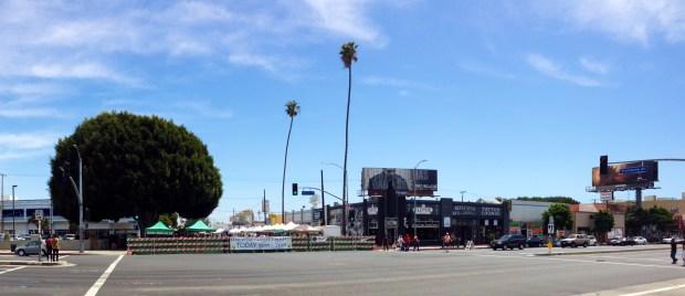 Farmers Market Los Angeles CA Roving Jay