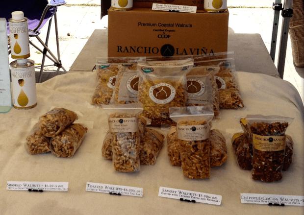 Organic Walnuts Mar Vista Market