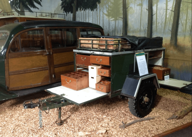 Sandringham Estate Picnic Trailer