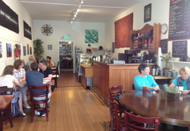 Cafe Society Half Moon Bay California