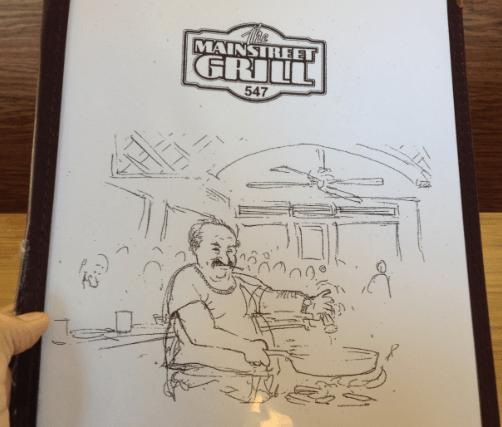 Main Street Grill Half Moon Bay California