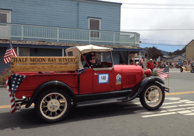 Half Moon Bay 4th of July Parade