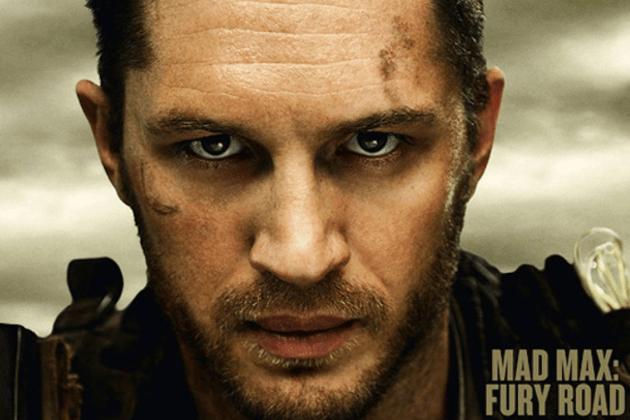 Tom Hardy Fury Road Mad Max