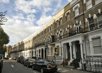 Lisgar Terrace London