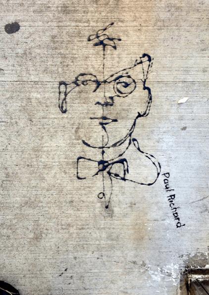 Paul Richard Street Art