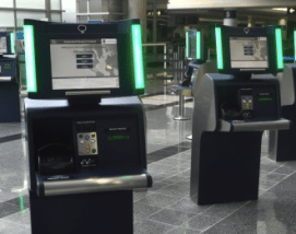 Automated Passport Control Machines