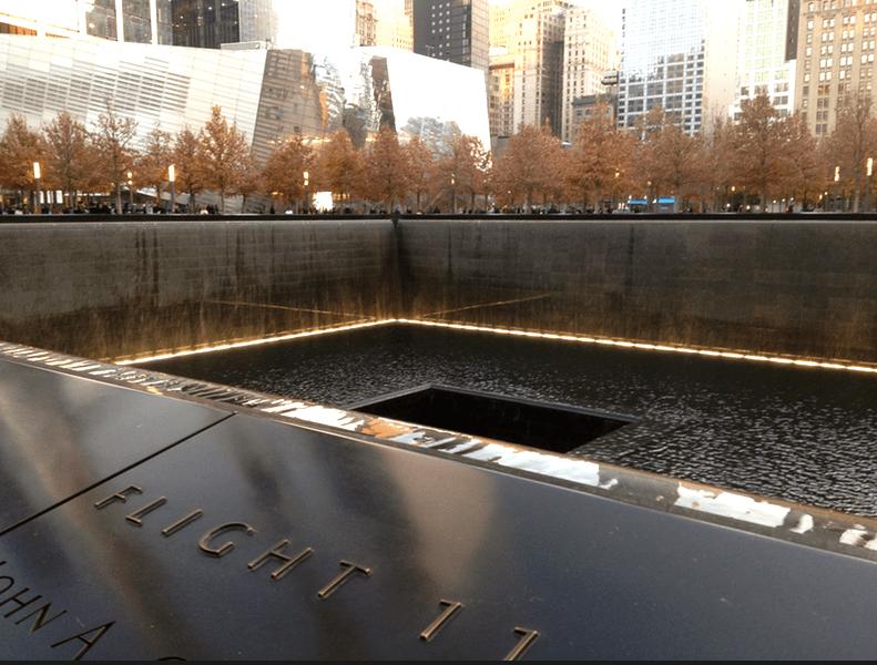 9/11 North Tower Memorial