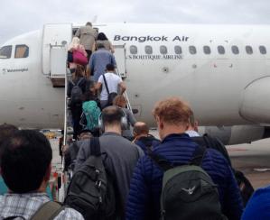 Flying Plane Jane from Bangkok