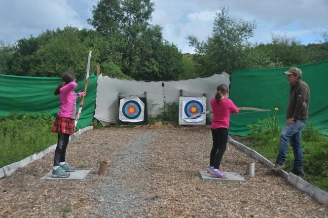 Archery - A.C.E. Target Sports in Skye