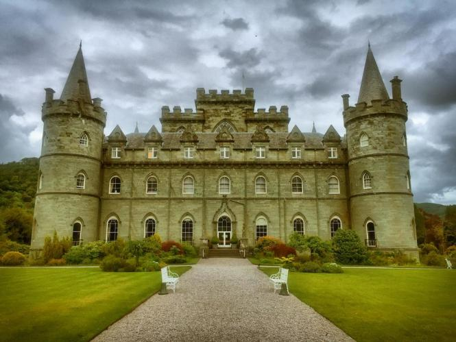 Inverary Castle - Scotland