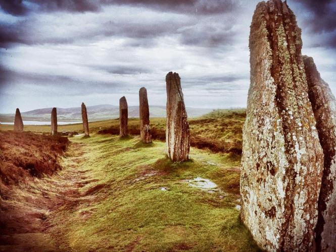 Ring of Brodgar Standing Stones, Scotland