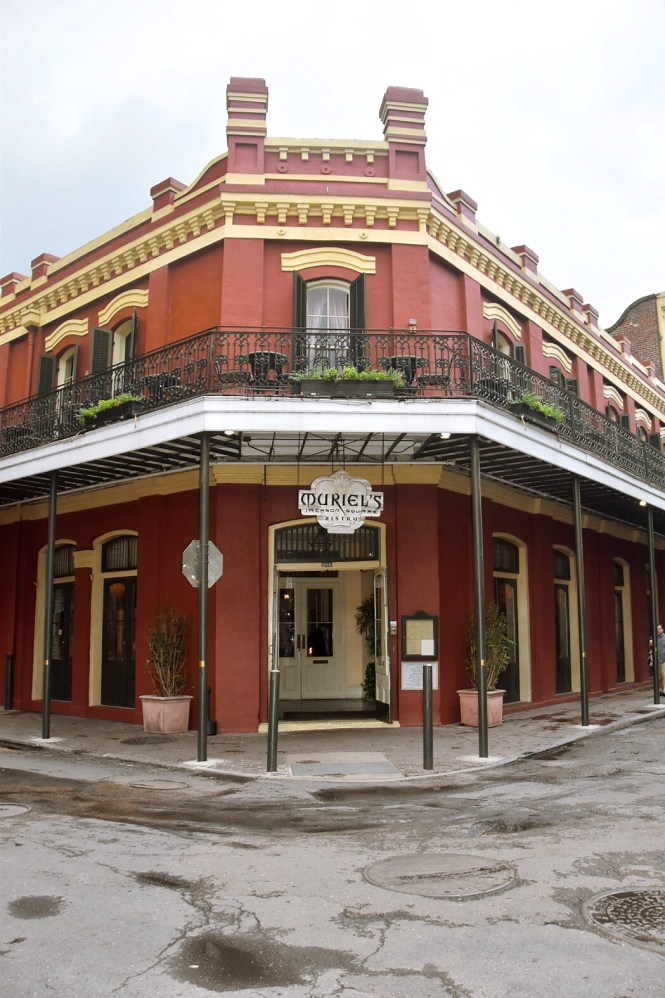 Muriels in Haunted New Orleans