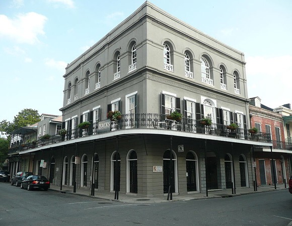 Haunted New Orleans and Madame Delphine LaLaurie